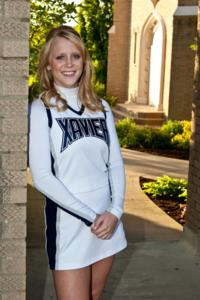 MVC Emily Christman of Xavier University