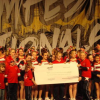 Thumbnail image for Miami Cheer Elite Supports the American Heart Association