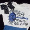 Thumbnail image for The Cheer Boutique: Cute Cheer Outfit Topped with Polka Dot Bow