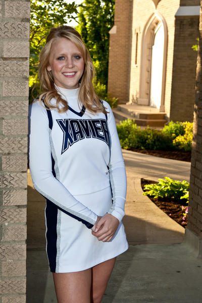 Post image for Most Valuable Cheerleader: Emily Christman