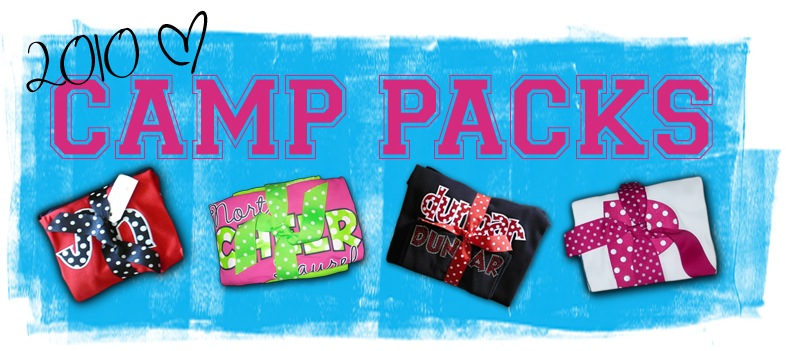 Lila J Camp Packs