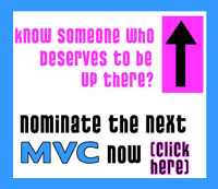 Nominate an MVC now!