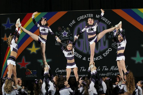 Five Star at GMCE St Patricks Day Competition