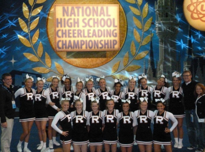 Ryle High School at 2012 UCA Nationals